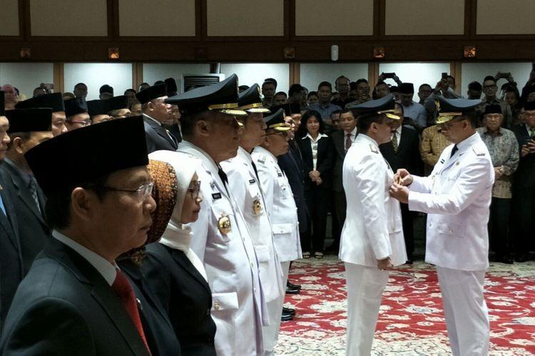 No pension for dismissed Jakarta officials