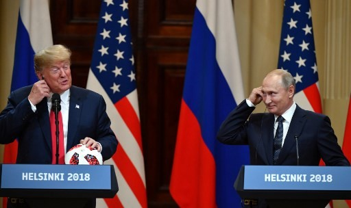 US Democrats demand details of Trump-Putin talks from White House