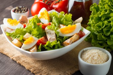 SaladStop! pledges to use only cage-free eggs
