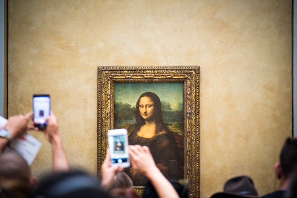 Louvre offers virtual 'tete-a-tete' with the Mona Lisa