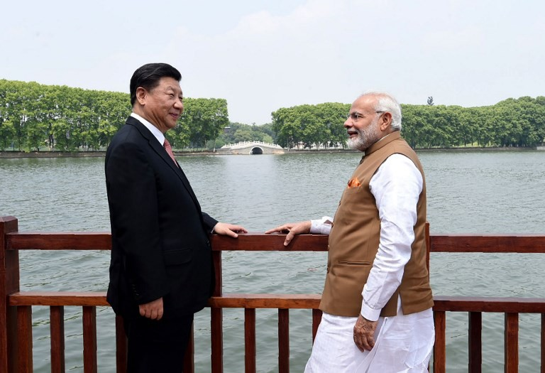 Modi to host summit with China's Xi on Oct 11-12
