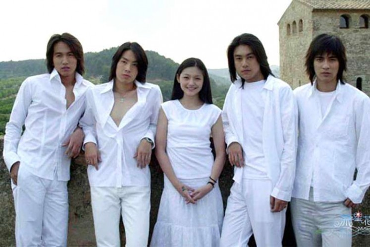 What Happened To The Original Cast Of Meteor Garden Entertainment The Jakarta Post