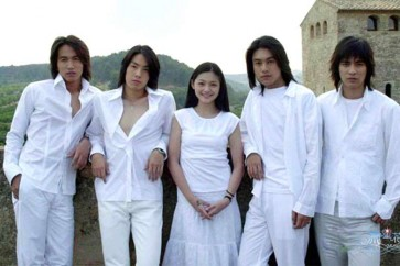 What happened to the original cast of 'Meteor Garden'?