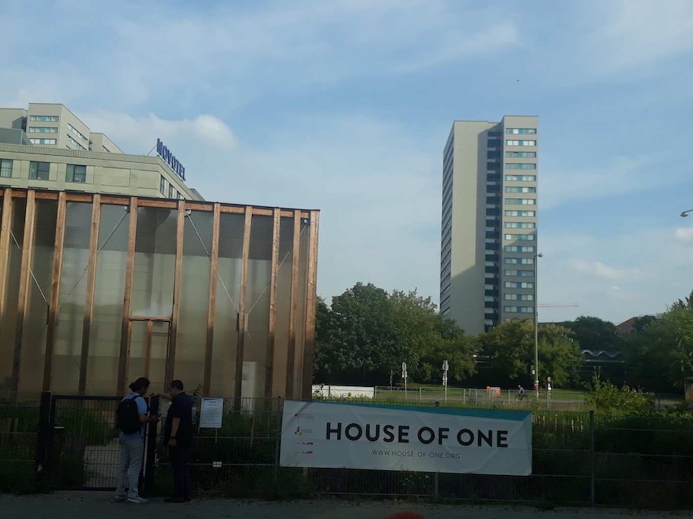 Christian community to build house of interfaith dialogue to fight hatred in Berlin