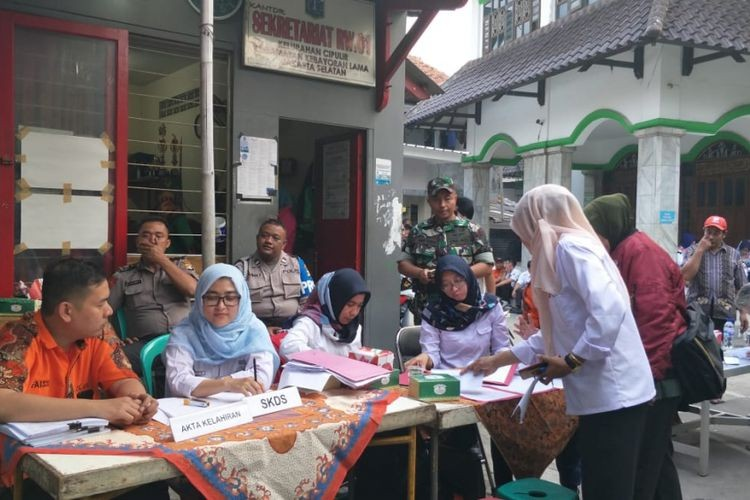 West Jakarta sees 12,000 new residents after Idul Fitri
