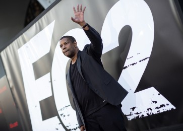 'Equalizer 2': first sequel for Denzel, director Fuqua