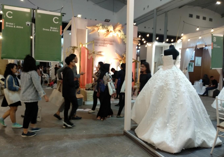 Bridestory Market boasts bigger space, new concept