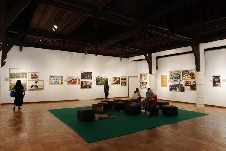 A photography exhibition, Festival Kopi Nusantara: Cerita Negeri Kopi, is taking place at