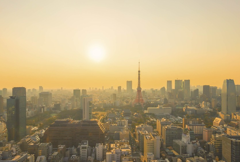 Feeling the heat: Tokyo preps for sweltering Summer Olympics