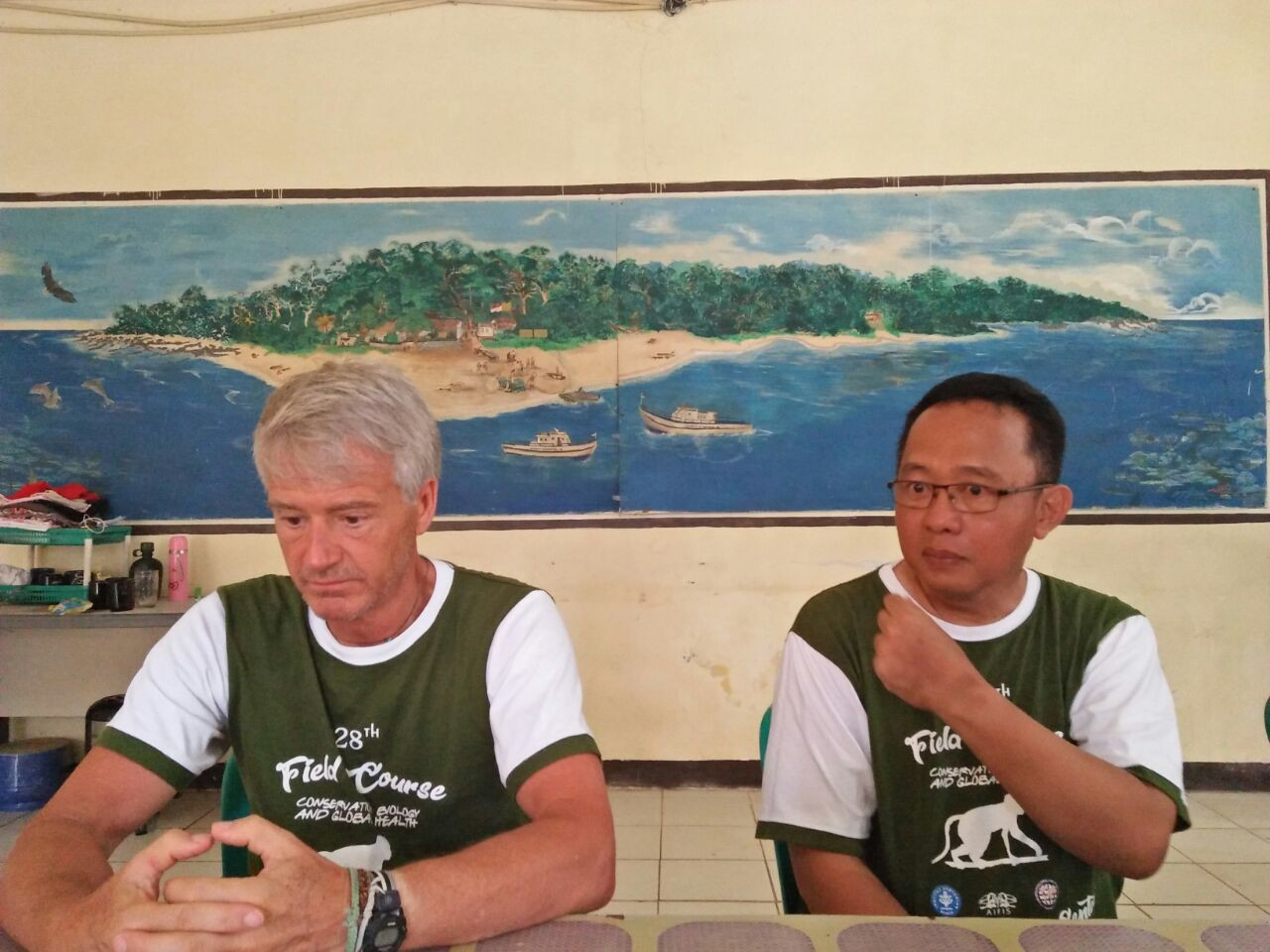 Two die on boat trip to research primates in Banten waters