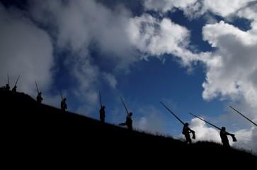 Swiss folklore fans gather for world's biggest alpine horn festival