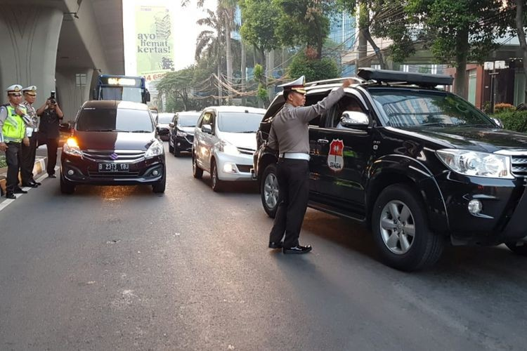 Odd-even traffic policy for 15 hours? Jakarta is thinking about it