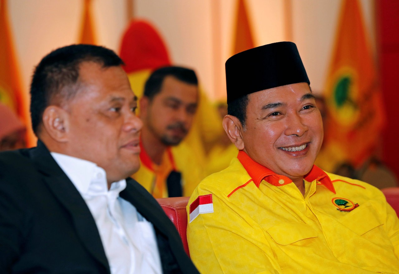 Indonesia still has too much corruption, says Soeharto's son