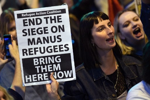 Postelection Australia: No mercy for refugees