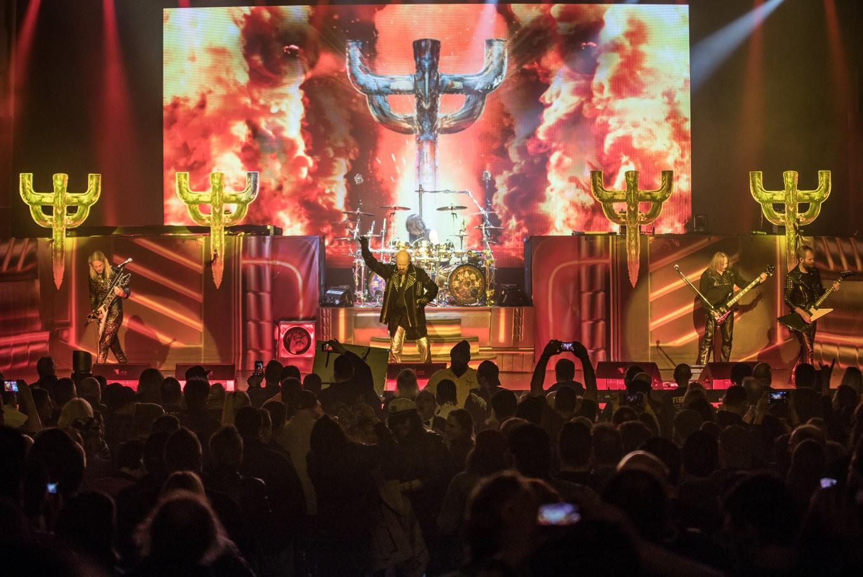 Judas Priest invites Jokowi to attend Jakarta concert in December