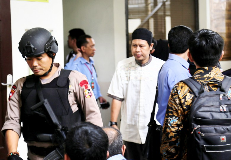 Two suspected members of banned JAD arrested in Lampung, W. Kalimantan