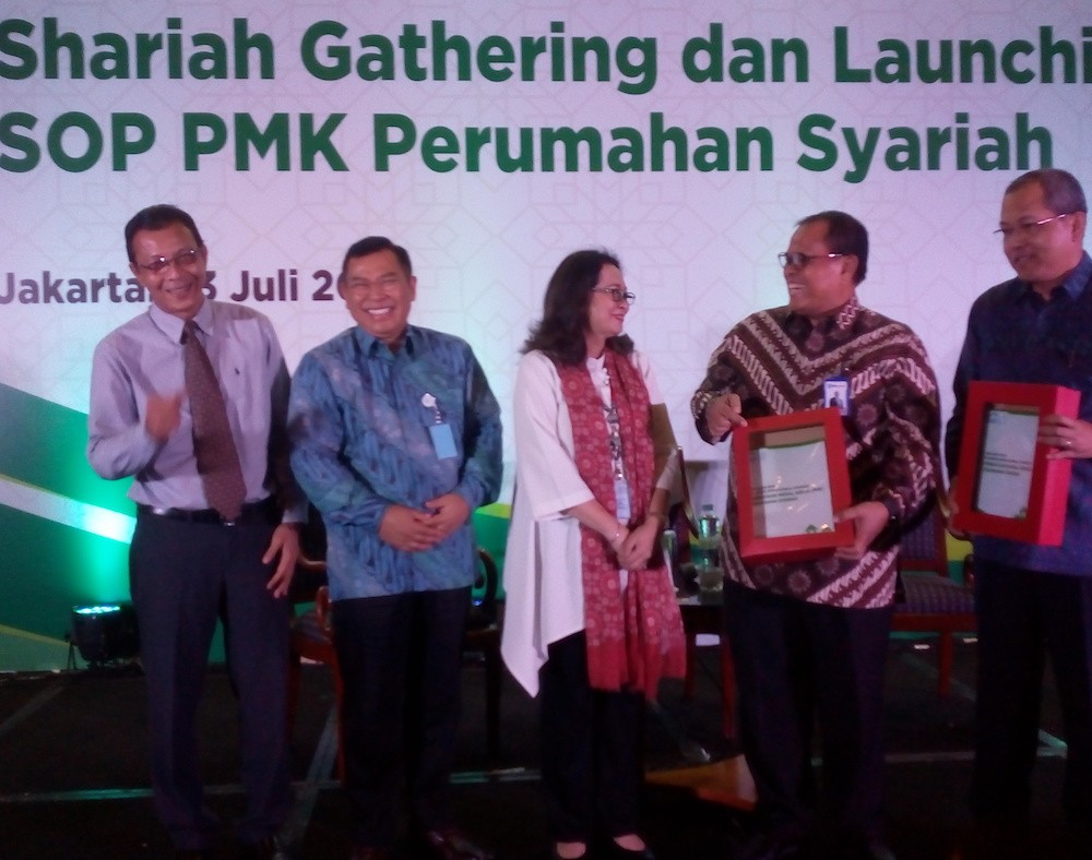 smf introduces new guide for sharia banks to finance housing rh thejakartapost com Islamic Loans in USA Ijara Loans
