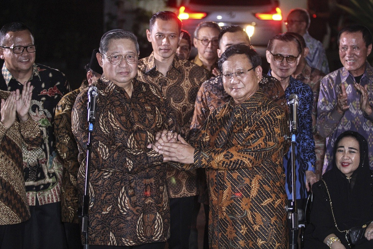Dems to accept defeat – with Yudhoyono's 'notes'