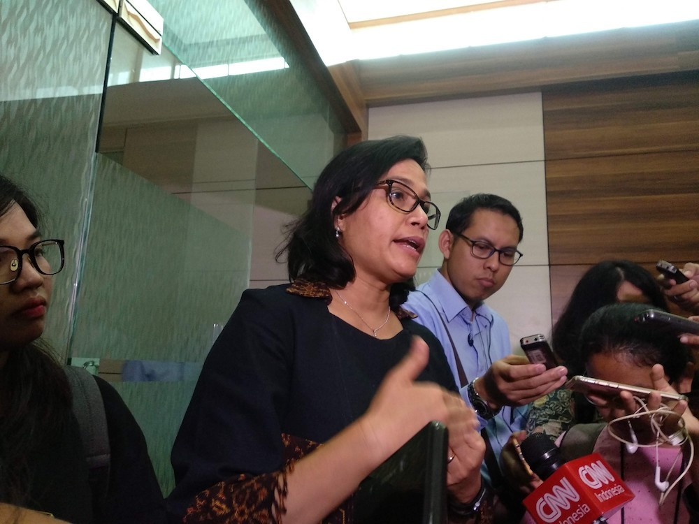 SOEs in agriculture, various industries on brink of bankruptcy: Sri Mulyani