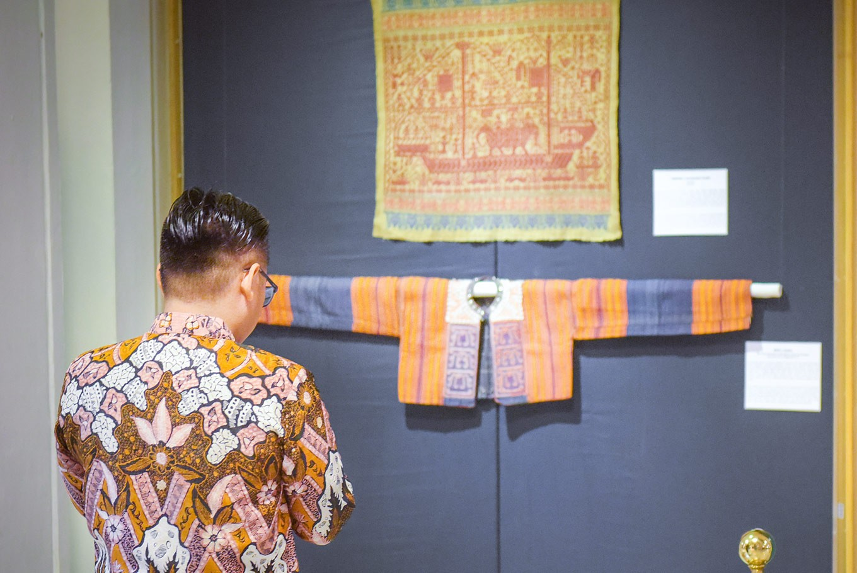 Textile collector contributes Balinese batik to Jakarta exhibit