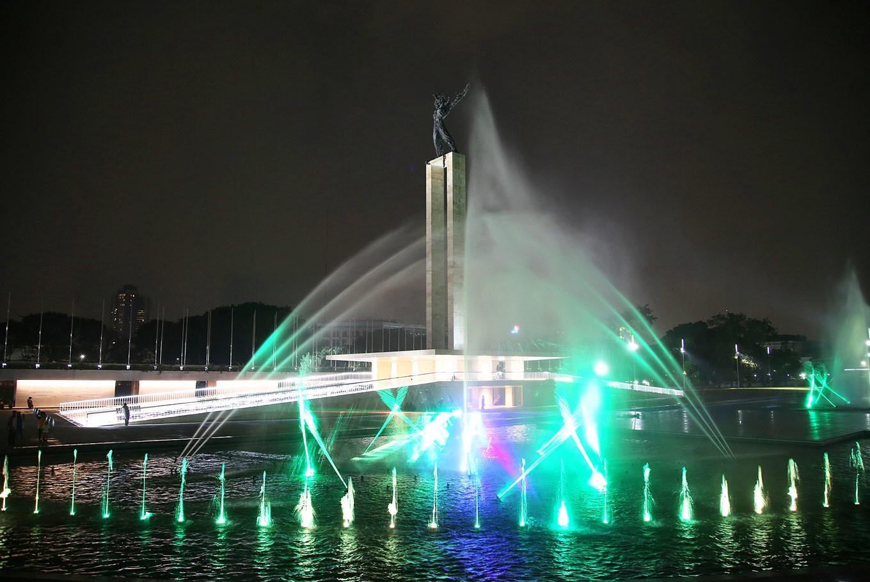 Lapangan Banteng gets facelift