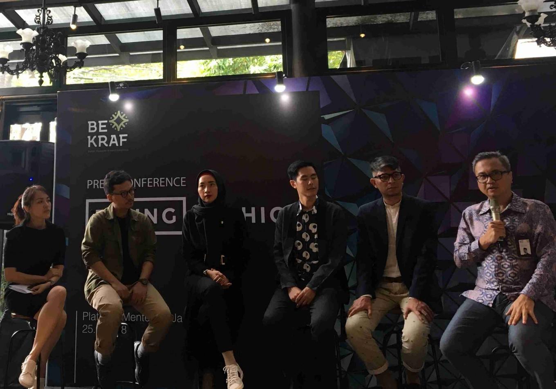 Indonesia's fashion startups tap into Singapore market
