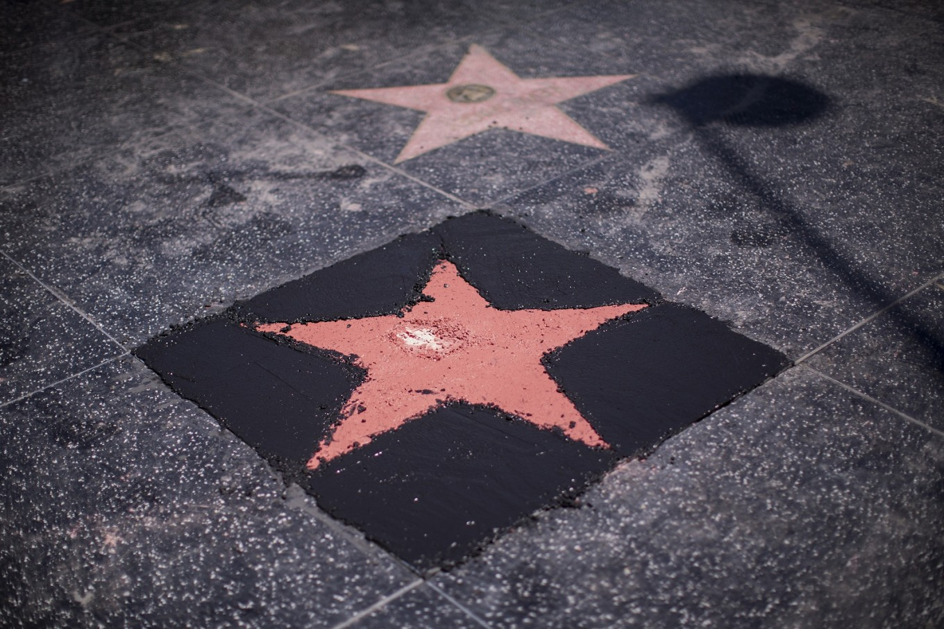 West Hollywood council says Trump's Walk of Fame star must go