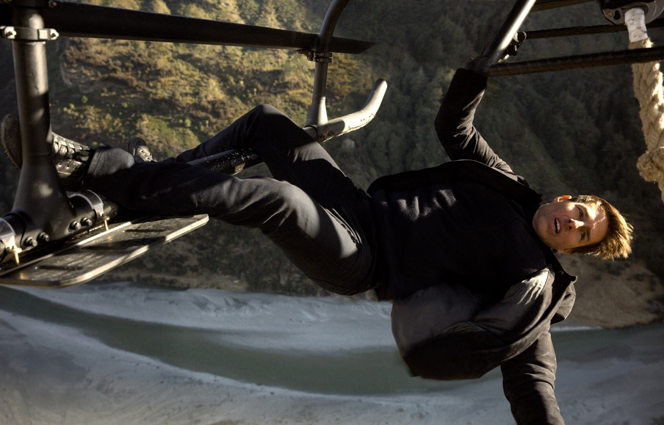 'Mission: Impossible' sequels postponed over COVID-19 concerns