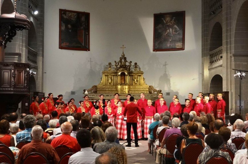 The Archipelago Singers represents Indonesia at French choir festival