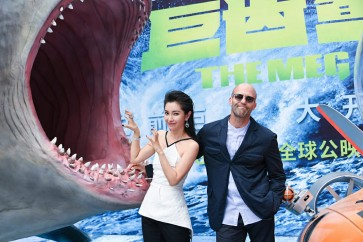 Top shark movie since 'Jaws' may solve the US-China film puzzle