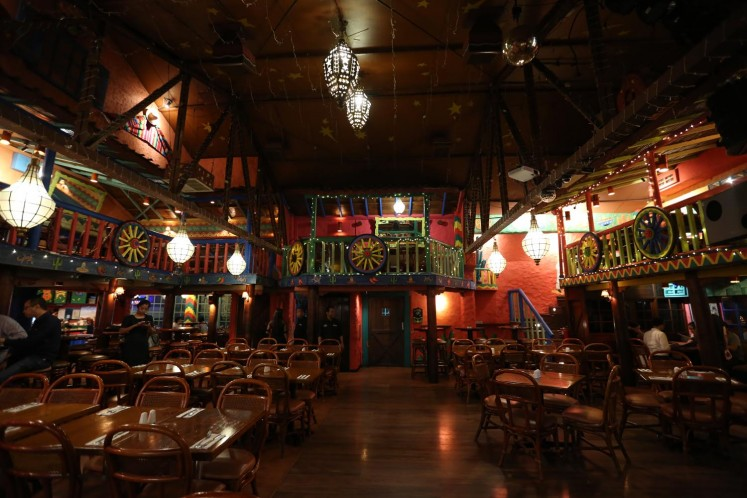 Jakpost Nightlife: Mexican-inspired hot spots