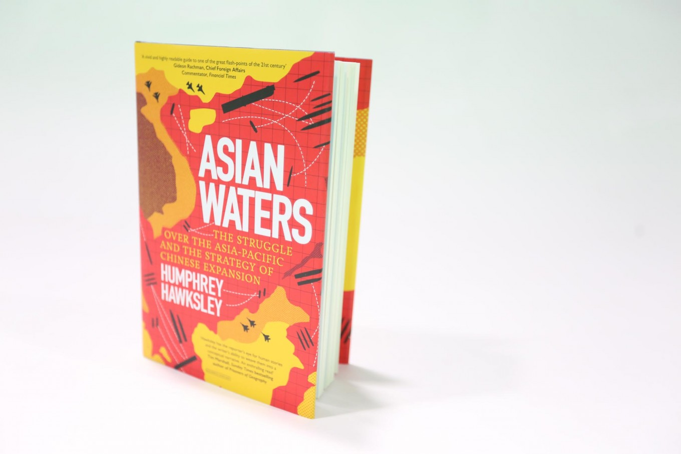 In 'Asian Waters', Humphrey Hawksley sees Beijing with China's eyes