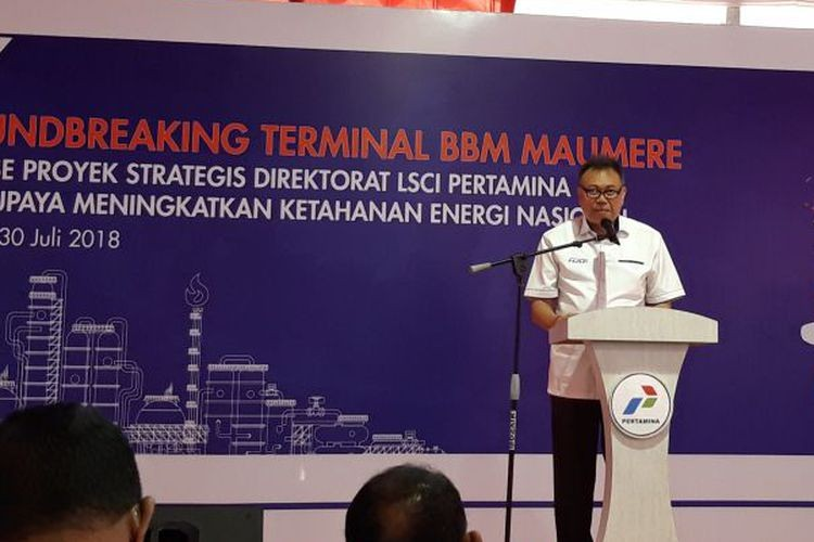 Pertamina invests Rp 36t to strengthen downstream business