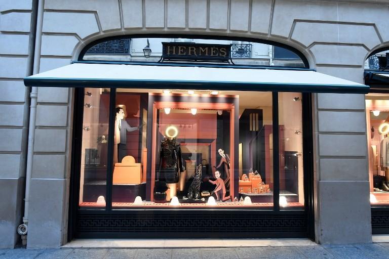 Hermes keeps firm grip on China luxury market as sales soar