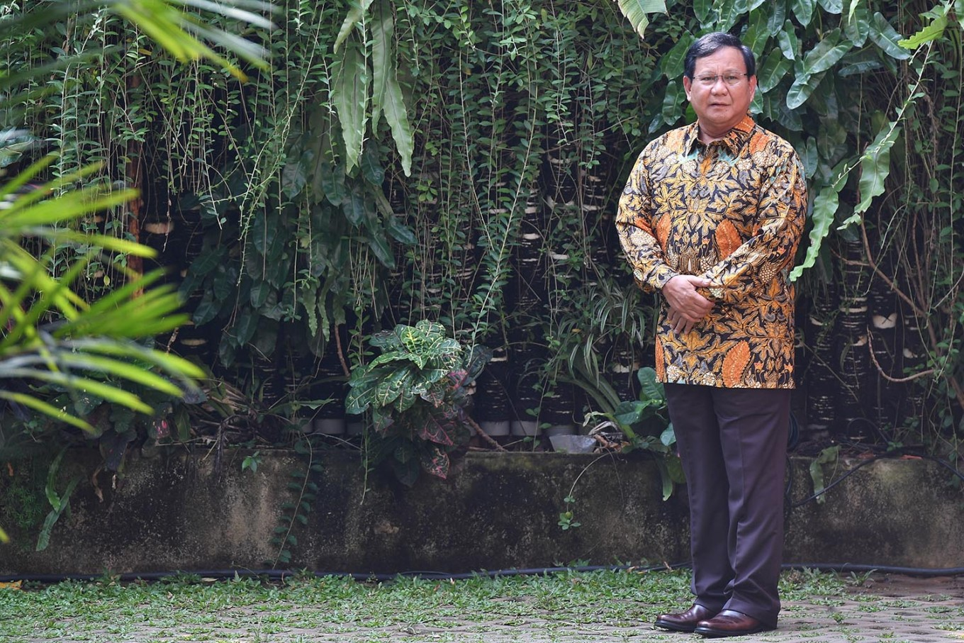 'New' Prabowo looks to appeal to millennials