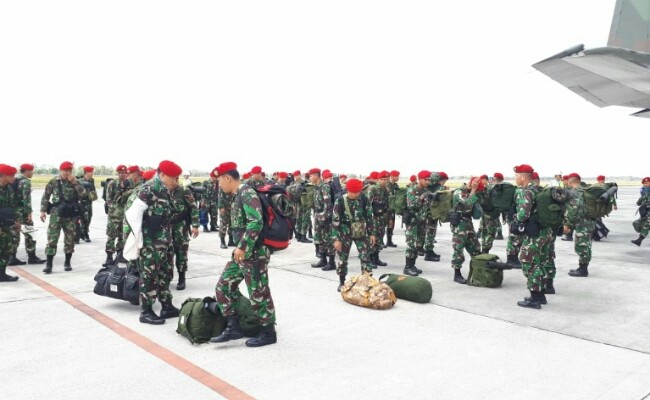 Special Forces to join rescue operation on Mt Rinjani after earthquake