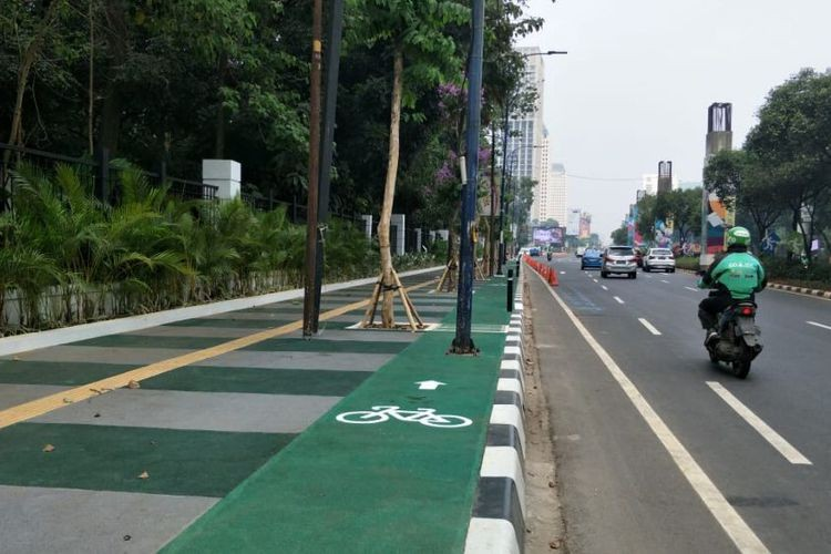 Online criticism prompts removal of 'defunct telcom' poles from bike lanes