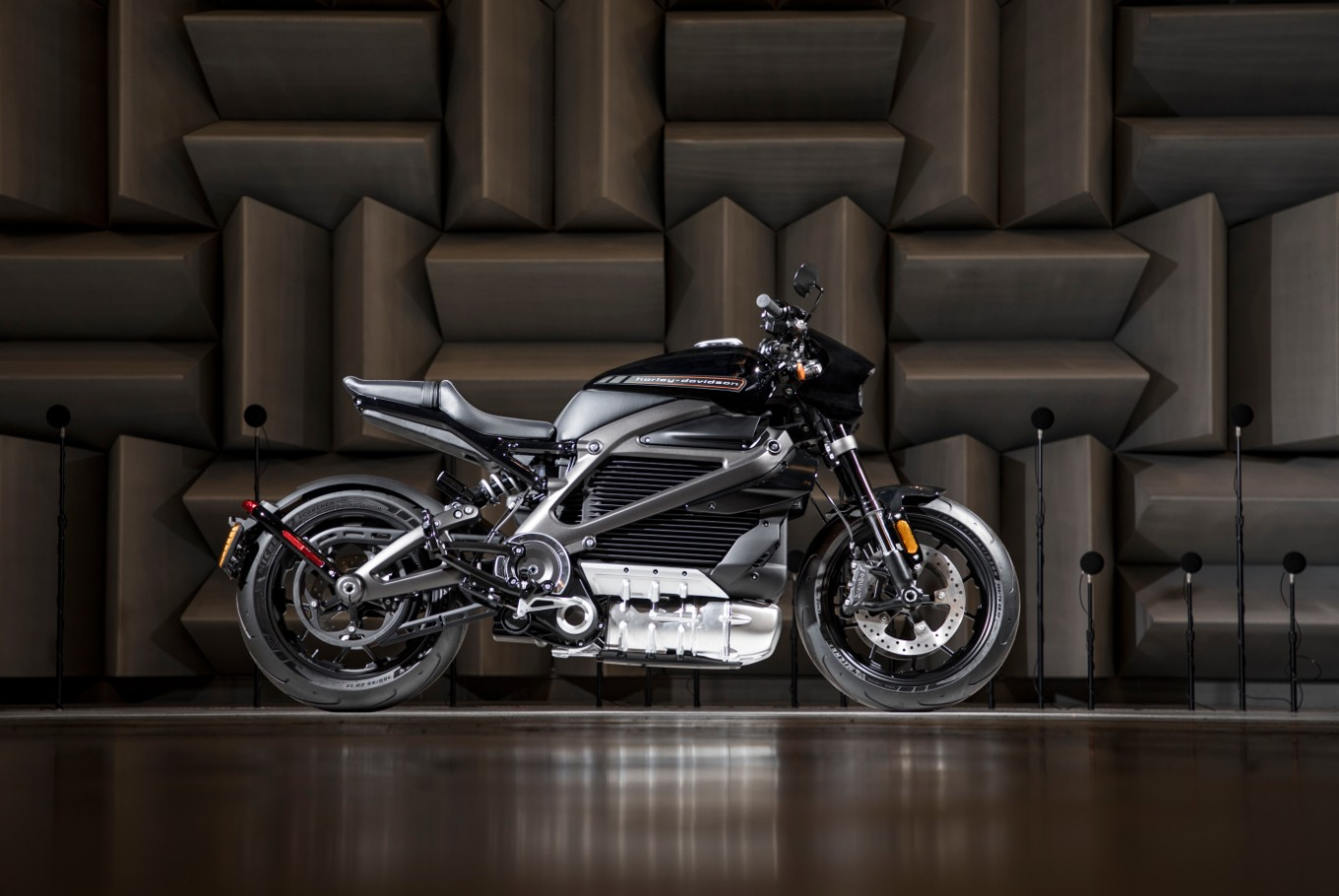 Harley-Davidson to launch first electric motorcycle in 2019