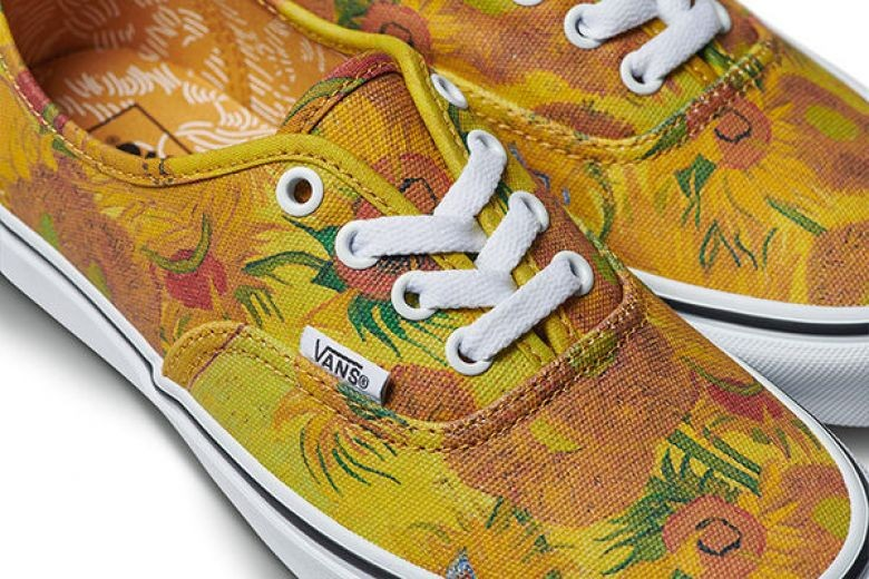 Image result for Vans to launch sneaker and clothing inspired by Vincent van Gogh