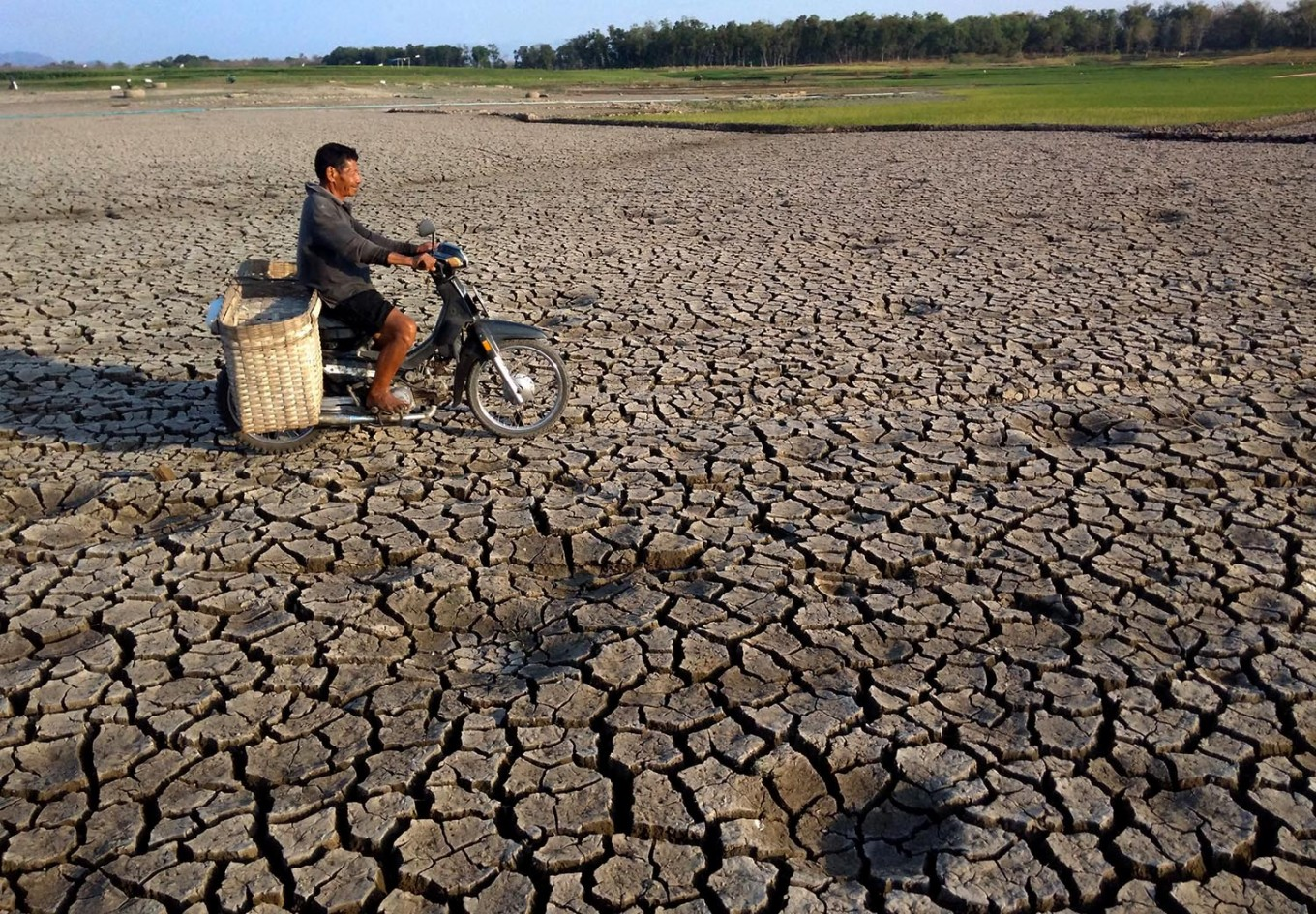 Thousands affected by drought in Central Java without permanent solution