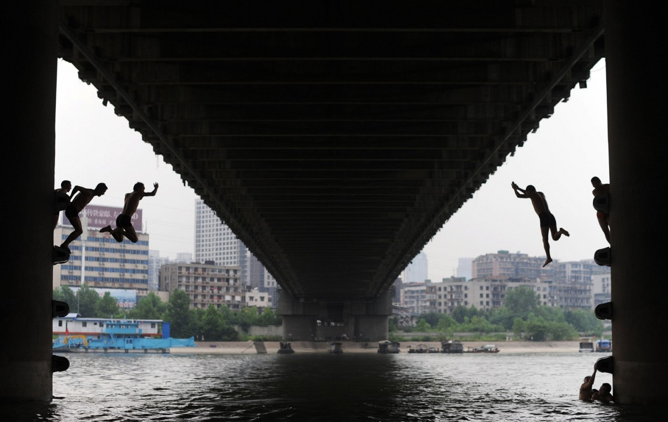 Chinese most at risk of death from deadly heatwaves, study says