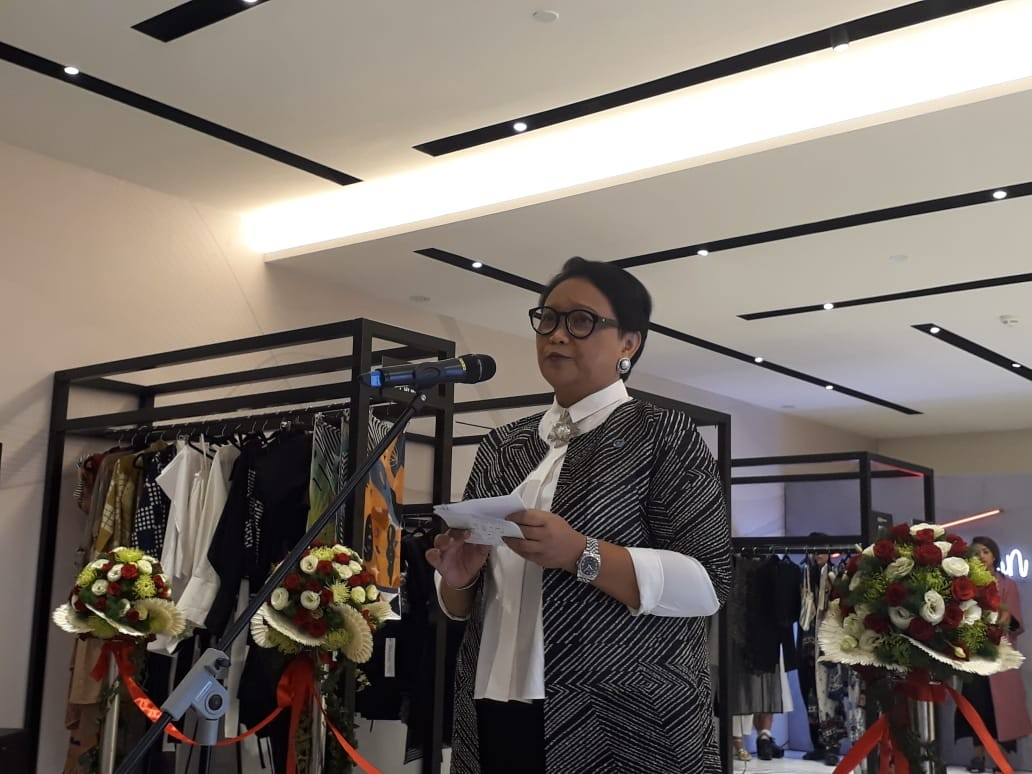 Indonesia opens fashion pop-up store in Singapore