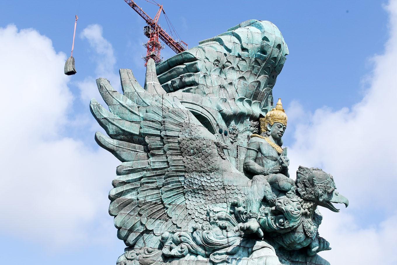 Garuda Wisnu Kencana Precious Gift For Independence Day Art