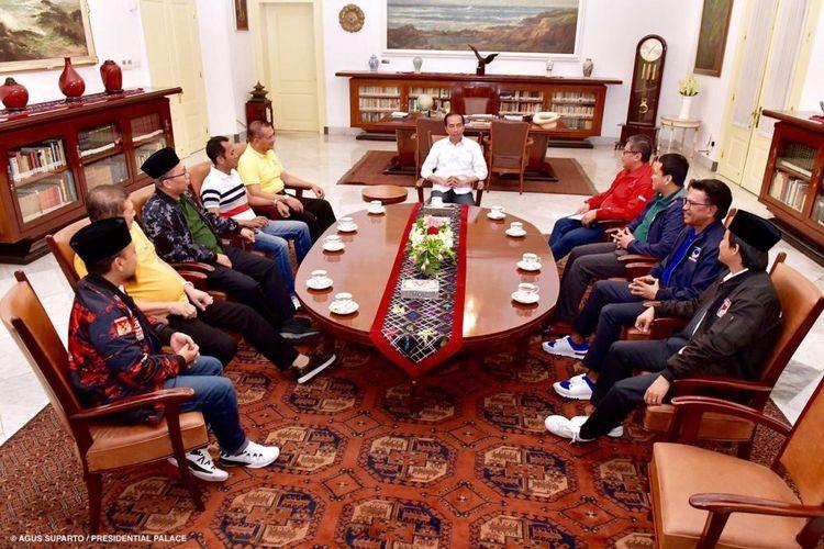 PAN may join Jokowi's camp, PDI-P says