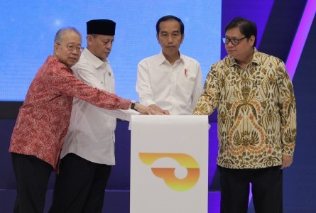 Jokowi opens Indonesia's largest automotive expo