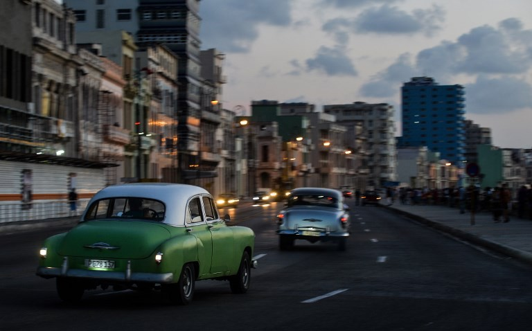 Havana Looks To Put A Modern Stamp On Its 500 Year History Art Culture The Jakarta Post,Colors That Go With Light French Gray
