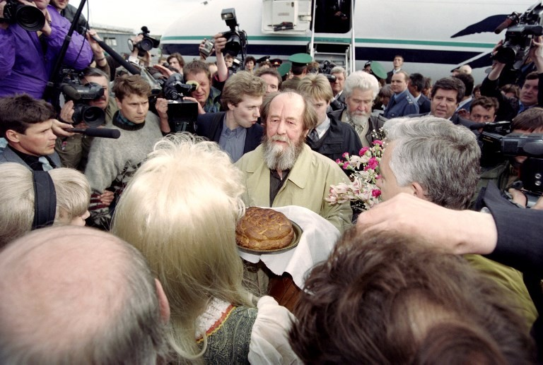 A decade after death, Solzhenitsyn draws a blank with young Russians