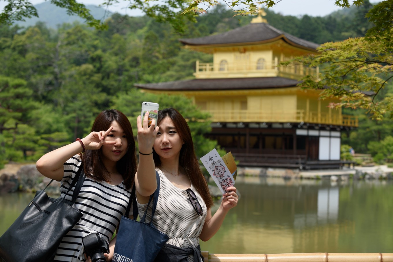 Kyoto aiming to disperse crowds amid fears of 'overtourism'