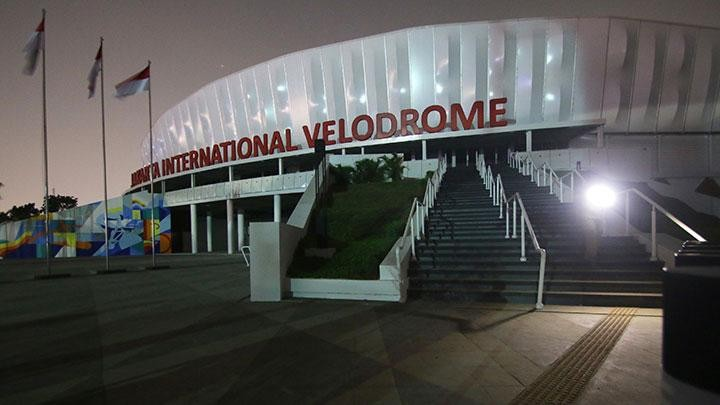 Jakarta International Stadium Image: Asian Games: Cycling Body Praises New BMX Stadium