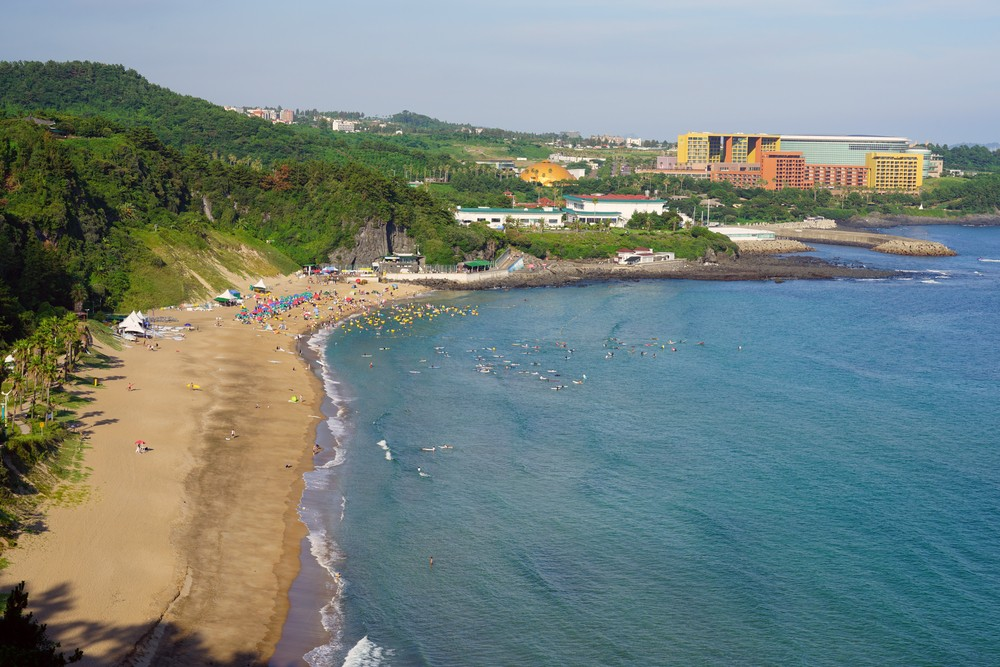 5 surfing spots to ride the wave in Korea